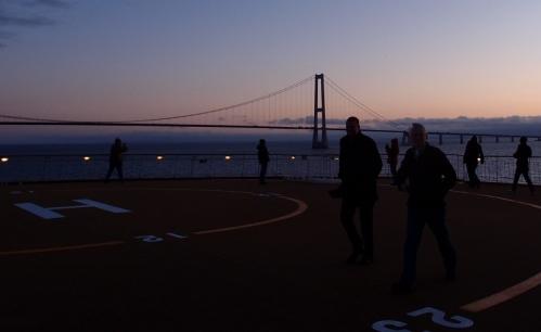 Die Brücke über den Großen Belt