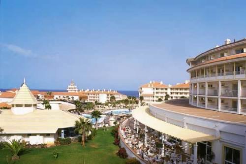 Das Hotel RIU Arecas