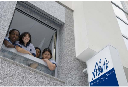 atlantis hotel bild