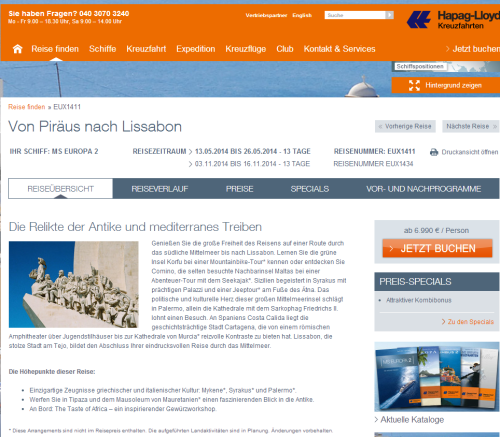 webseite